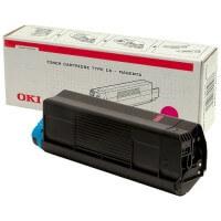OKI Toner 42804506 magenta - reduziert