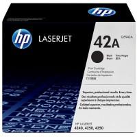 Original HP Laserjet Toner Q5942A black - Neu & OVP