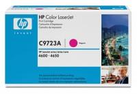 Original HP Color Laserjet Toner C9723A magenta - Neu & OVP