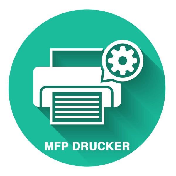 Drucker Installations Kit Multifunktions Drucker