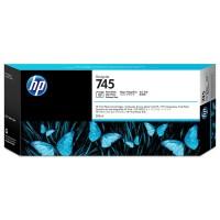 HP 745 Tinte F9J99A matte black