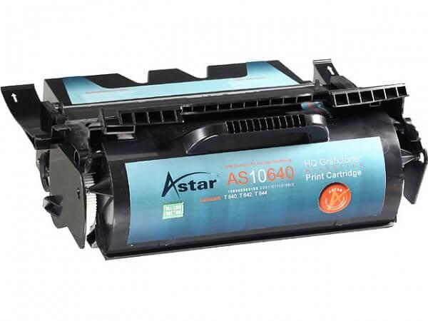 Astar Toner Lexmark T640 / T642 / T644 - 64016HE