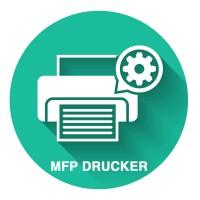 Großes Installations Kit für MFP-Drucker