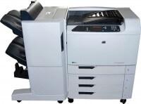 HP Color Laserjet CP6015xh inkl. Broschüren Finisher - Q3934A