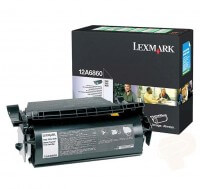 Lexmark Toner 12A6860 black