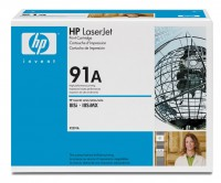 HP Laserjet Toner 92291A black - reduziert