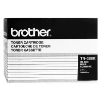 Brother Toner TN-03BK black