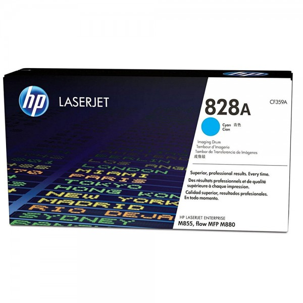 HP Color Laserjet Imaging Drum CF359A cyan - reduziert