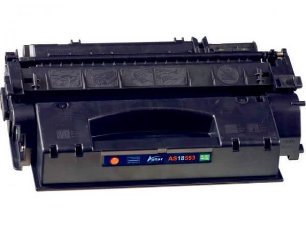 Astar Toner HP Laserjet P2014 / P2015 - q7553x 53X