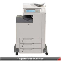 HP Color Laserjet 4730X MFP - Q7518A