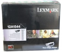 Lexmark Toner 12A1544 black - C-Ware
