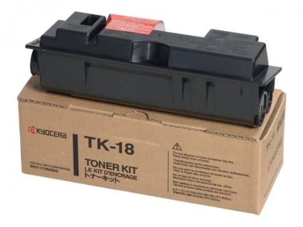 Kyocera Toner TK-18 black