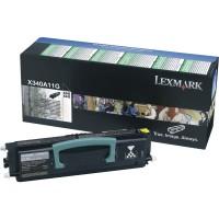 Lexmark Toner X340A21G black - reduziert