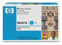 Original HP Color Laserjet Toner Q6461A cyan - Neu & OVP
