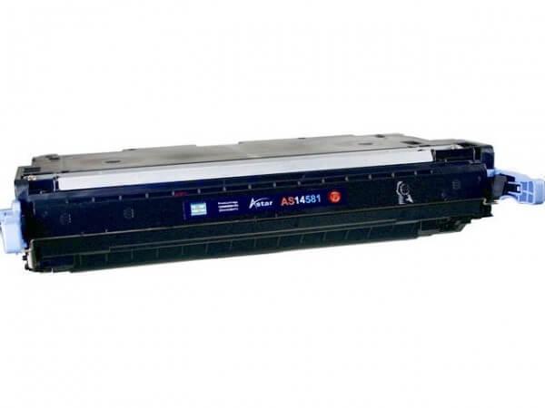 Astar Toner HP Color Laserjet 3800 - Q7581A