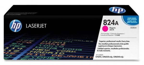 Ori. HP Color Laserjet Toner CB383A magenta
