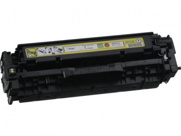 Astar Toner HP Color Laserjet CP2025 - CC532A