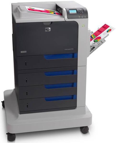 HP Color Laserjet CP4525xh - CC495A