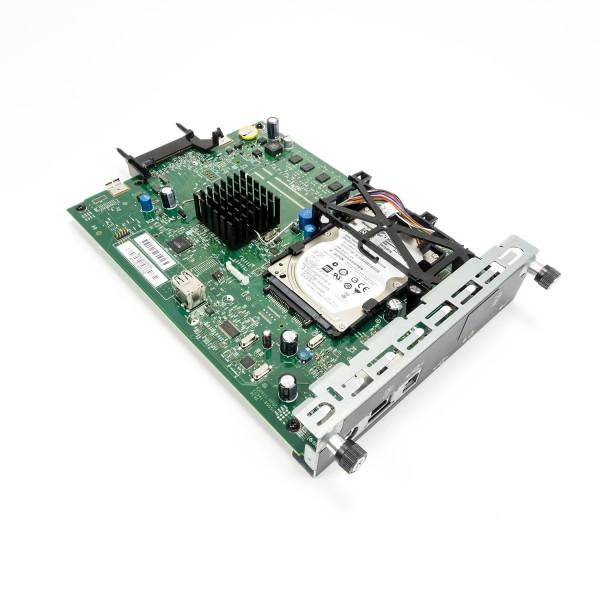 Formatter Board HP M575 mit LAN Fax und 320GB HDD