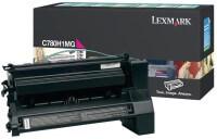 Lexmark Toner C780H1MG magenta