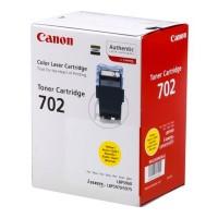 Canon CRG-702Y Toner 9642A004 yellow