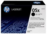 Original HP Laserjet Toner CE505X black - reduziert