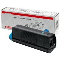 OKI Toner 42804507 cyan - reduziert