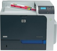 HP Color Laserjet CP4525n - CC493A