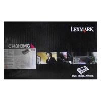 Lexmark Toner C748H3MG magenta - reduziert