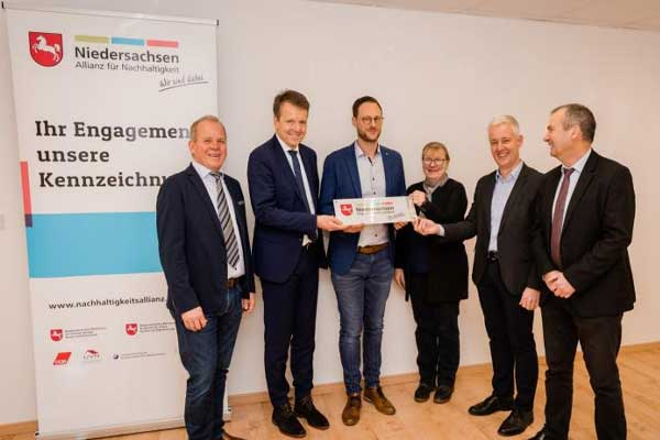 Allianz für Nachhaltigkeit Niedersachsen