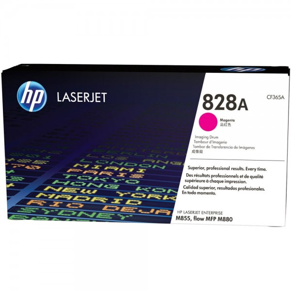 HP Color Laserjet Imaging Drum CF365A magenta