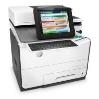 HP PageWide Managed Color-MFP E58650z - L3U43A Neu & OVP