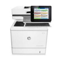 HP Color Laserjet Enterprise M577c MFP - B5L54A
