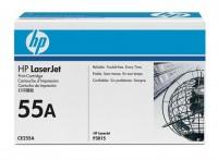 HP Laserjet Toner CE255A black - reduziert