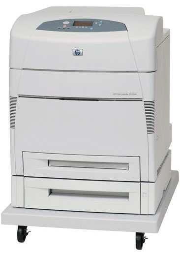 HP Color Laserjet 5500DTN - C9658A
