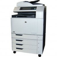 HP Color Laserjet CM6040 MFP - Q3938A