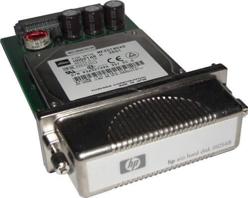 HP EIO Festplatte 20 GB - J6054B
