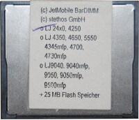 Stethos Jetmobile BarDIMM Modul für HP Laserjet 2420/2430/4250