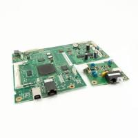HP Laserjet CM2320fxi Formatter Board mit LAN, USB und Faxanschluss