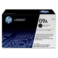 Original HP Laserjet Toner C3909A - black - reduziert