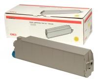 OKI Type C5 Toner 41963605 yellow - reduziert