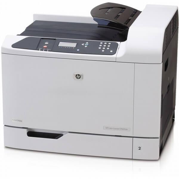 HP Color Laserjet CP6015dn - Q3932A