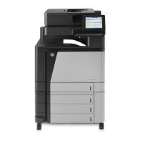HP Color LaserJet Enterprise Flow M880z - A2W75A