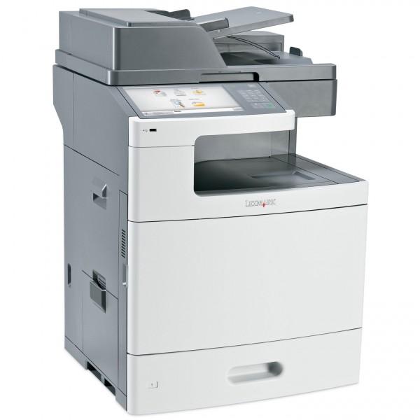 Lexmark XS796de MFP Farb- Multifunktionsdrucker