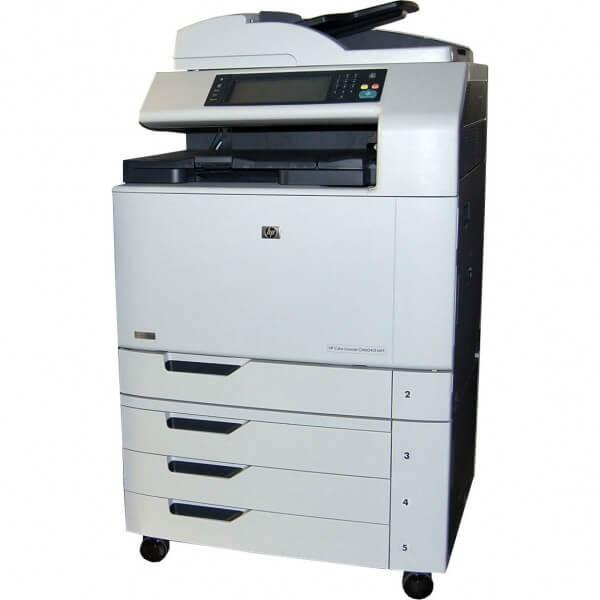 HP Color Laserjet CM6040 MFP