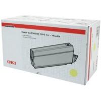 OKI Type C4 Toner 41963005 yellow