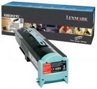 Original Lexmark Toner X860H21G black - Neu & OVP