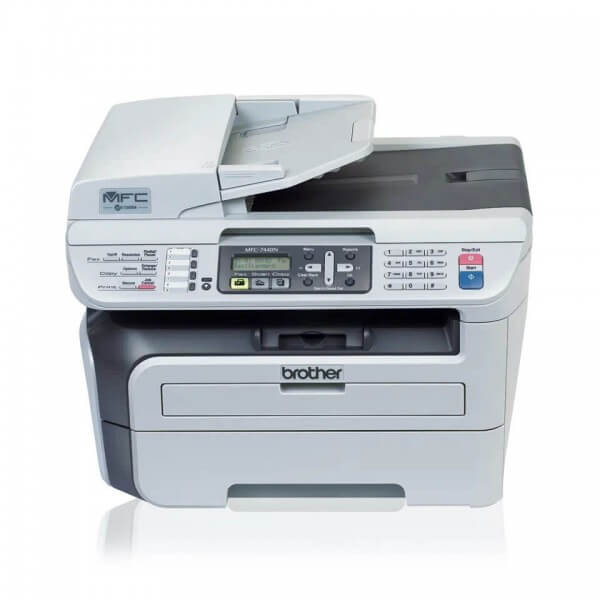 Brother MFC 7440N Laserdrucker all-in-one