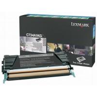 Lexmark Toner C734A1KG black