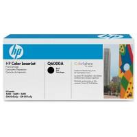 Original HP Color Laserjet Toner Q6000A black - Neu & OVP